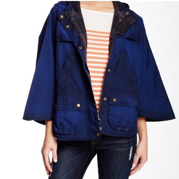 barbour cape